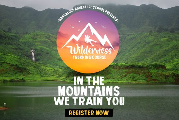 Wilderness Trekking Course Banner