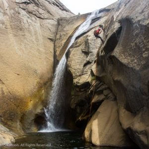 Canyoning Training Level 2 - Rappel Master