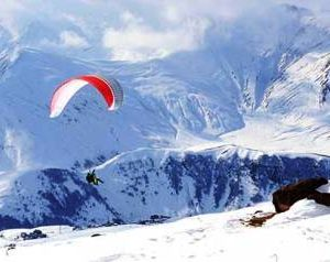 Paragliding - Manali Adventure Trip - BASCOOL