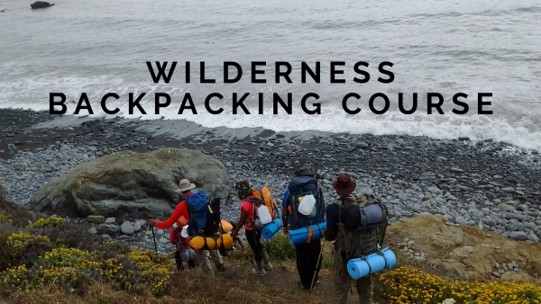 Wilderness Backpacking Course WBC banner
