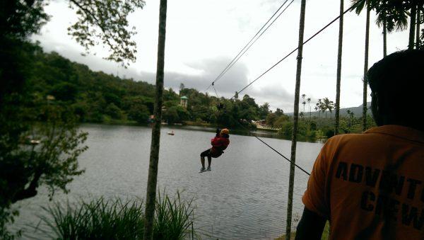 Zipline Wayanad-camping