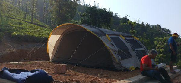 priyadarshini tent camping