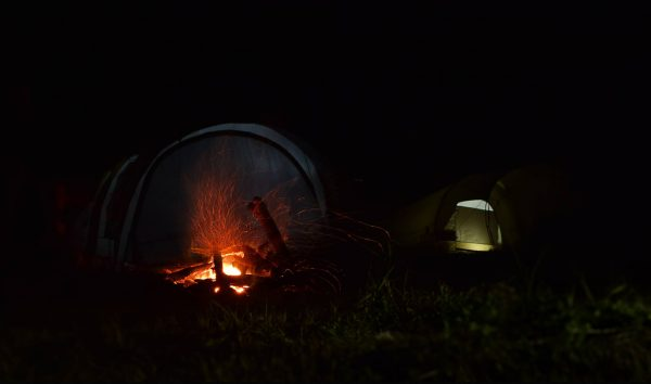 wild camping at priyadarshini tea environs