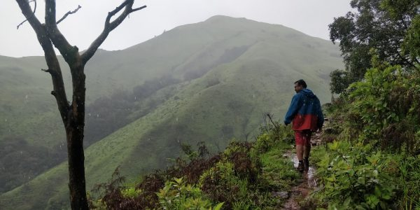 Walk in the misty hills - Nthravati Trek