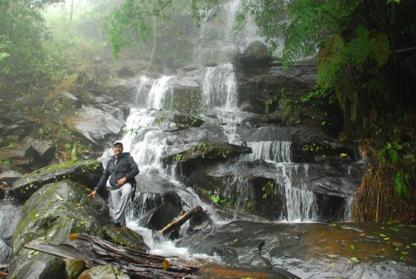 Waterfalls Enroute to Netravathi Peak