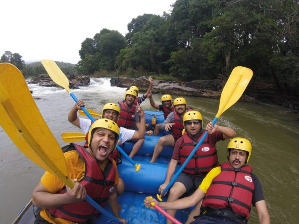 Whitewater Rafting In Bhadra River