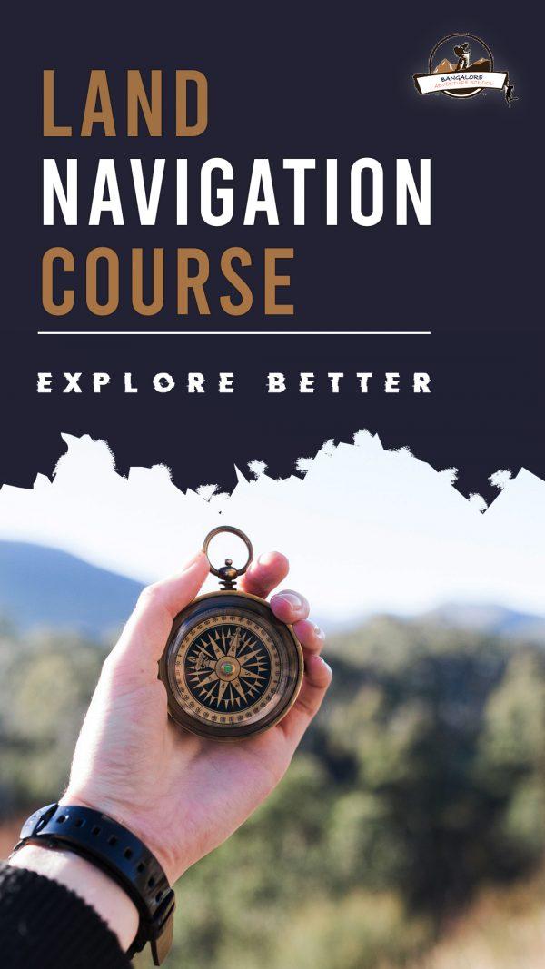 Land Navigation Course - portrait
