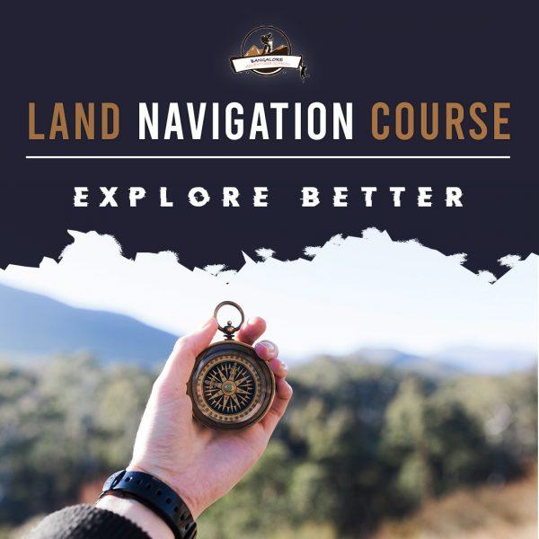 Land Navigation Course - square
