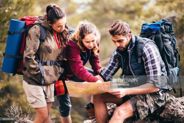 Map-reading-Navigation-theory